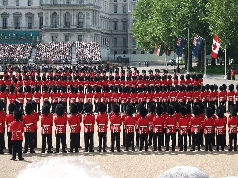 800px-Trooping_the_Colour_March_on.jpg
